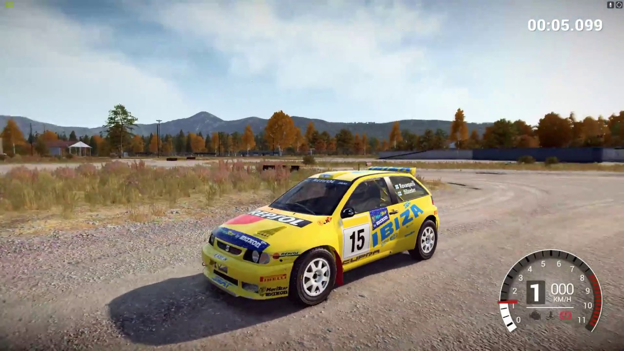 dirt 4 seat ibiza kitcar 1997 free roam rally f2 kit car crash test youtube. Black Bedroom Furniture Sets. Home Design Ideas