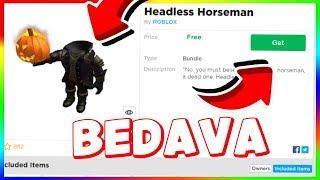 ROBLOX BEDAVA HEADLESS HEAD ALMA KODU !!