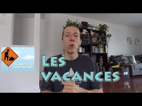 Immigrer au Canada : les vacances