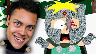 TAKING DOWN BUTTERS aka PROFESSOR CHAOS (South Park The Fractured But Whole)