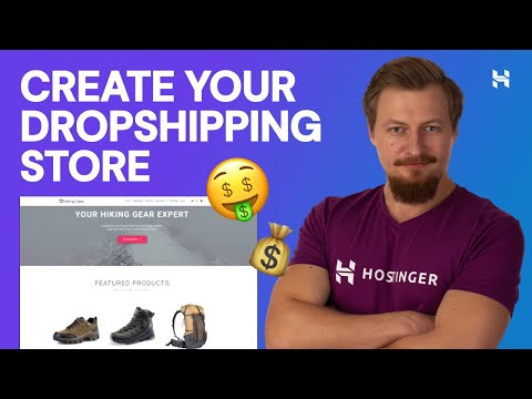 How to Create a Dropshipping Store | Dropshipping Tutorial on a Low budget