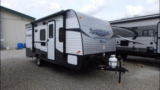 2017 Keystone Summerland Mini 1800BH Walk-thru | 8329