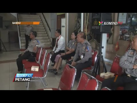 Polda Jabar Amankan Polisi yang Diduga Terima Suap