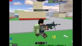 Roblox - Apocalisse Rising Kill Montage 1