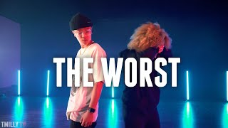 Jhené Aiko - The Worst - Choreography by Willdabeast Adams & Janelle Ginestra #TMILLYTV