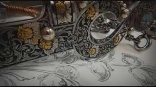 Wilson Capron | Engraving Tutorial DVD Package