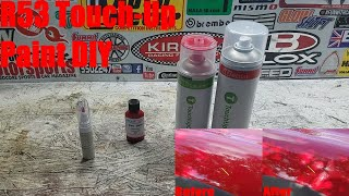homepage tile video photo for R53 Mini Touch-Up Paint and New Emblems (Exterior Refresh 3 of 3)