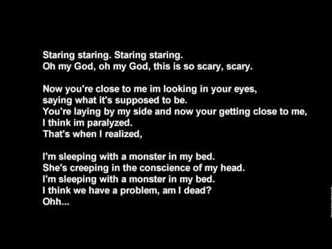 Johnny Rain - Nightmares (Lyrics)
