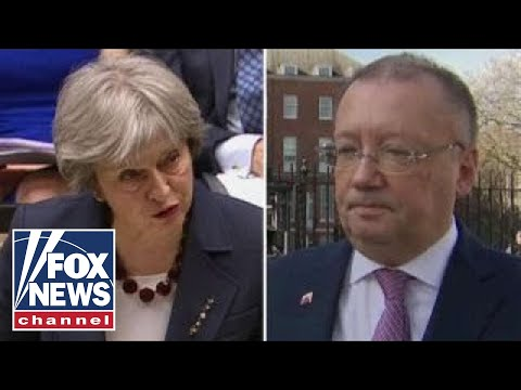 Britain-Russia tensions spark Cold War fears