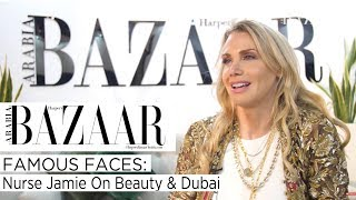 Famous Faces Episode 13: Nurse Jamie On Beauty, Dubai And The Real Housewives of Beverly Hills