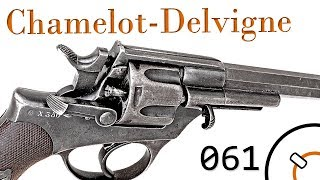 Small Arms of WWI Primer 061: French and Italian Chamelot-Delvigne