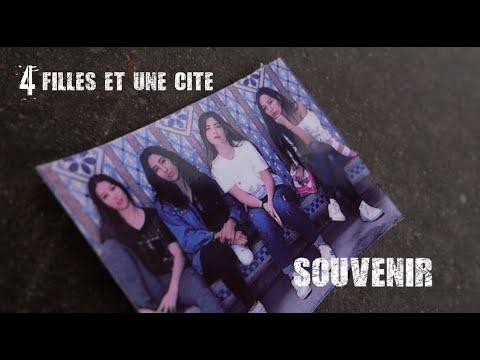 """4 Filles Et Une Cité - Épisode 2 """"SOUVENIR"""""""