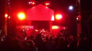 Dying Fetus- Fornication Terrorists live