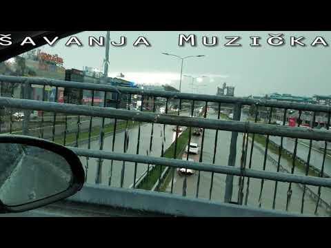 Beograd POTOPLJEN -  Auto put ZATVOREN