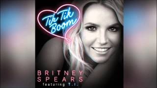 Britney Spears - Tik Tik Boom (Official Instrumental)