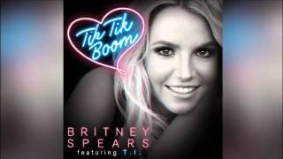 Britney Spears - Tik Tik Boom (Official Instrumental)