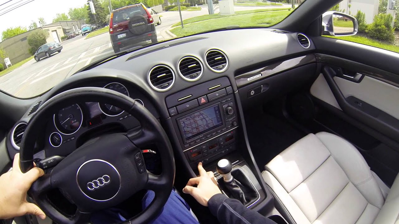 start in engine tour sale up cabriolet t youtube and depth audi watch for review