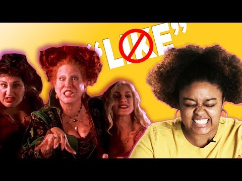 "People Try To Explain ""Hocus Pocus"" Without Saying ""Like"""