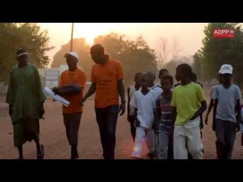 Ebola Corps in Guinea-Bissau (Portuguese)
