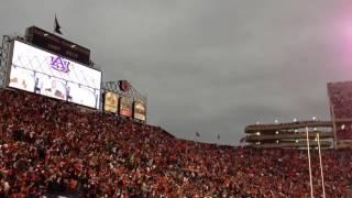 Unexpected Eagle Flight Auburn vs. Texas A&M 2012