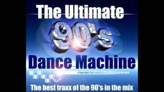 The Ultimate 90s Dance Megamix