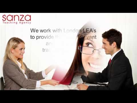 Sanza Teaching Agency: Providing Exceptional Teaching Possibilities