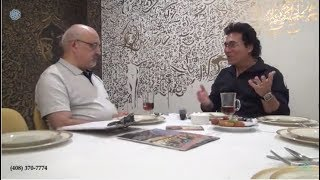 ANDY  INTERVIEW                  اندی مددیان