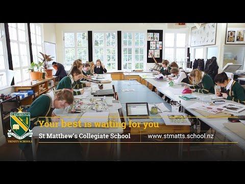 St Matthew's Collegiate School Boarding