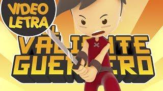 El Valiente Guerrero - Cancin de Josu - Video letra - Pequeos Hroes - Generacin 12 Kids