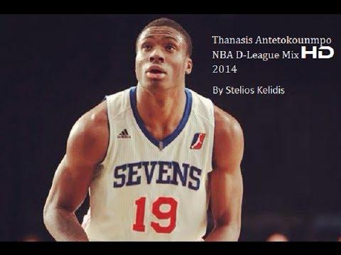 Thanasis Antetokounmpo NBA D-League Mix HD 2014