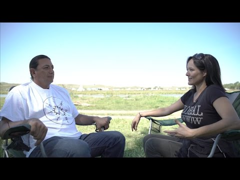 Indigenous With Stacey Thunder Episode 3 - Standing Rock Part One - The Movement