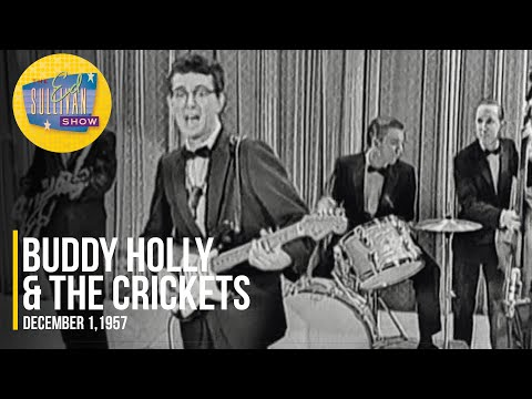 """Download Buddy Holly & The Crickets """"That'll Be The Day"""" on The Ed Sullivan Show"""