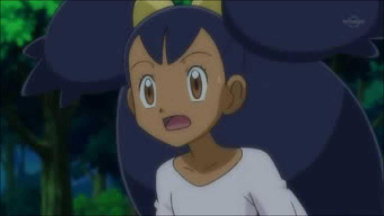 Pokemon Black Amp White Anime Iris Sings Little Drummer