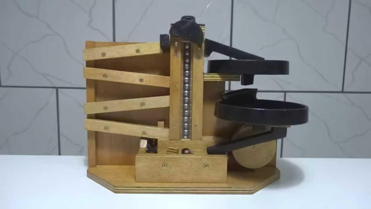 Armario Aberto Para Quarto ~ Artesanato em madeira com motor YouTube