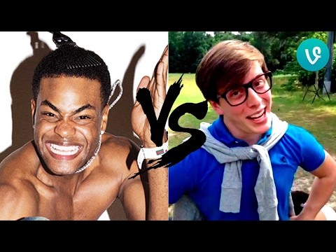King Bach Vs Thomas Sanders Vines Compilation w/ Titles 2017