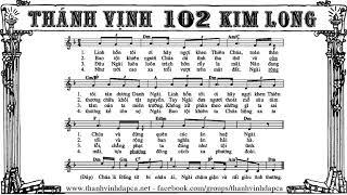 Thánh vịnh 102 - Kim Long - Chúa nhật 24 thường niên A