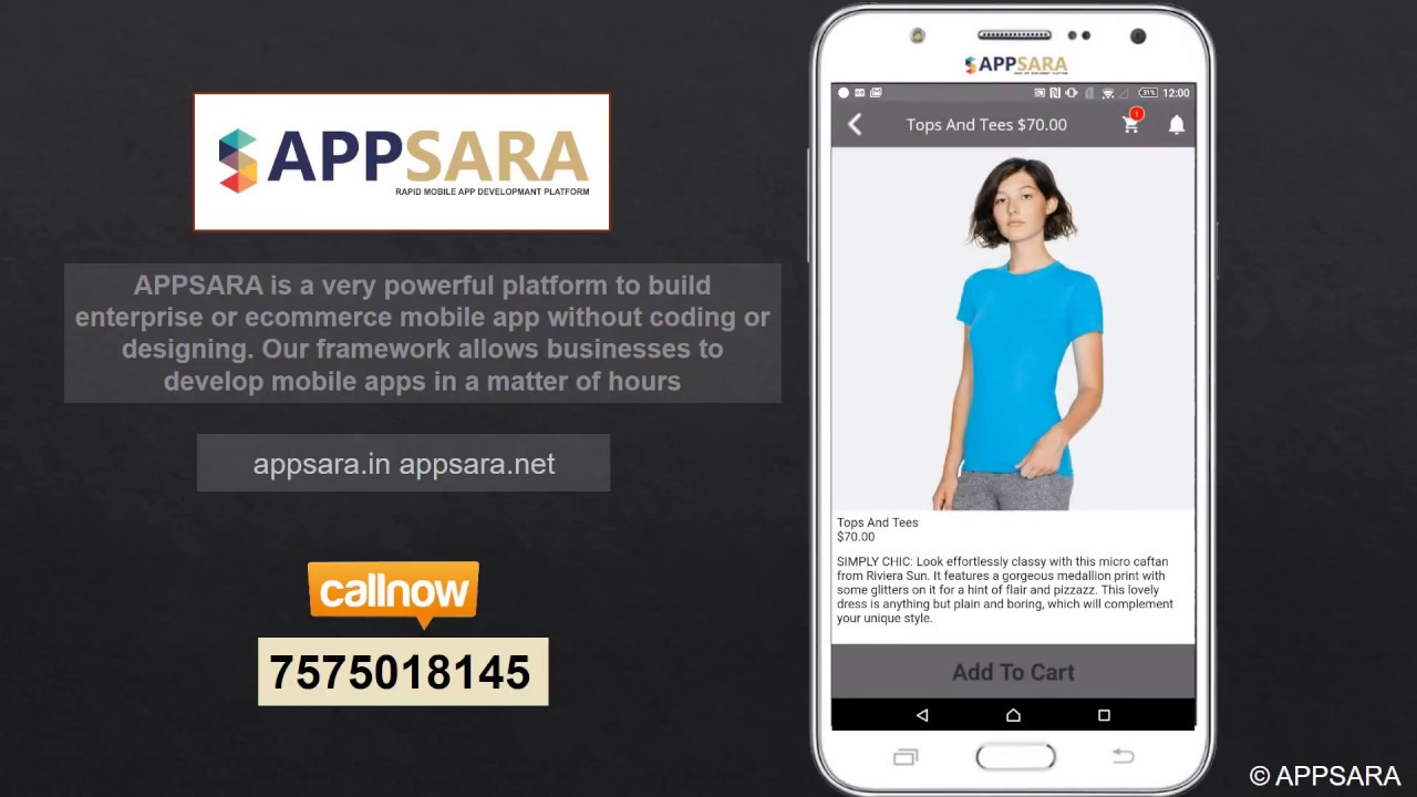 Opencart Android IOS Native Ecommerce Mobile Application