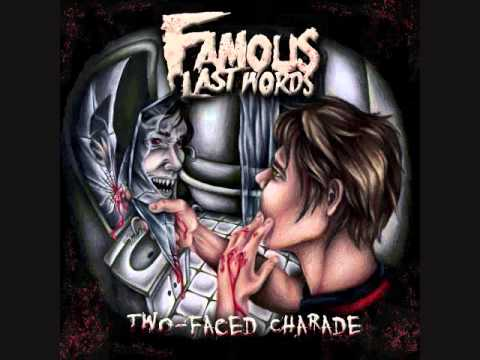 Famous Last Words (Two-Faced Charade) FULL ALBUM STREAM mp3 letöltés