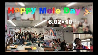 Pre-Summer - Mole Day - June 4