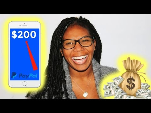 EARN $200 PER DAY FOR FREE!! MONEY MAKING SMARTPHONE APP FOR 2018