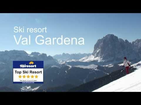 Ski resort Val Gardena   www.skiresort.info