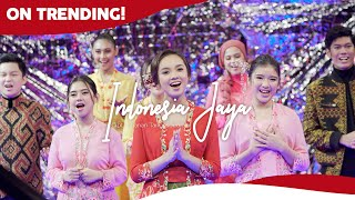 LYODRA, TIARA, ZIVA, NUCA, MAHALINI, SAM, NOVIA BACHMID, AGSEISA - INDONESIA JAYA