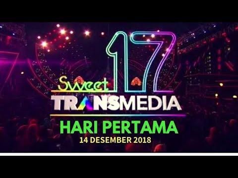 [FULL] Konser HUT Sweet 17 TRANSMEDIA (Hari Pertama, 14 Desember 2018) Mp3