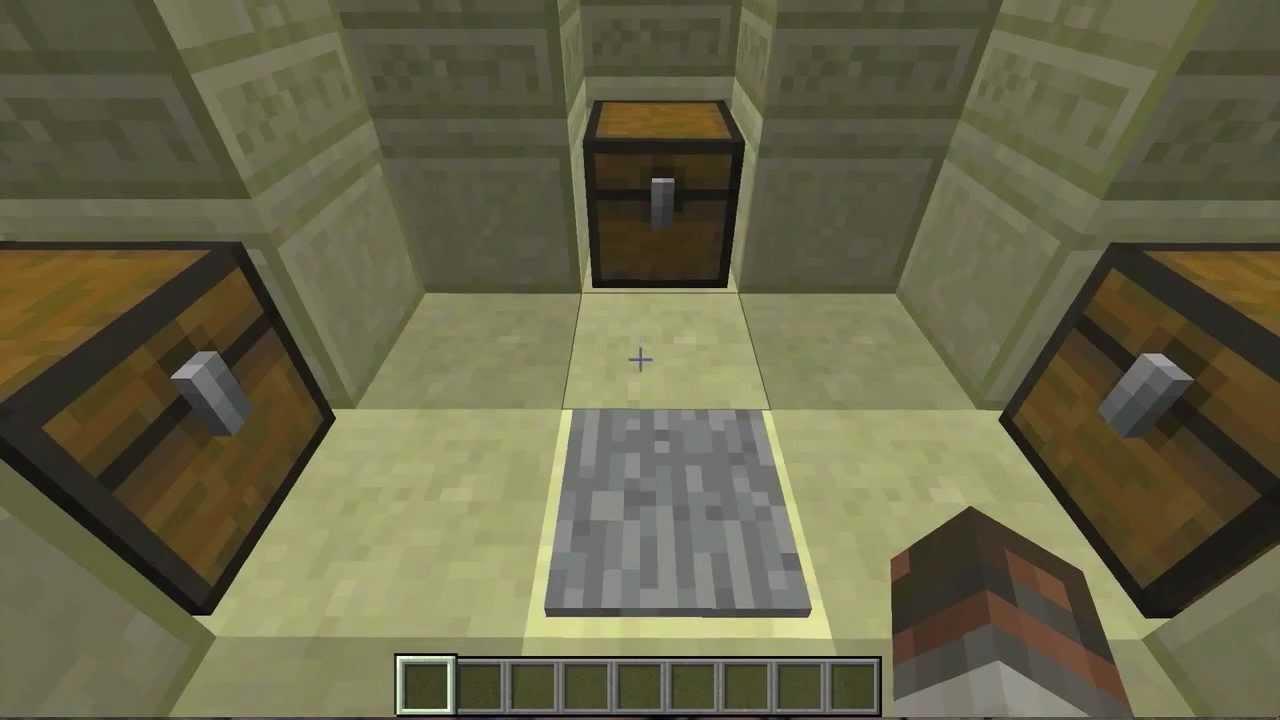 Chest Minecraft Ender Recipe