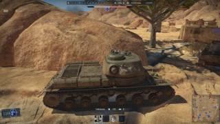 War Thunder AB IS-1