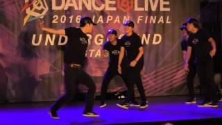 Twiggz Fam / DANCE@LIVE 2016 FINAL