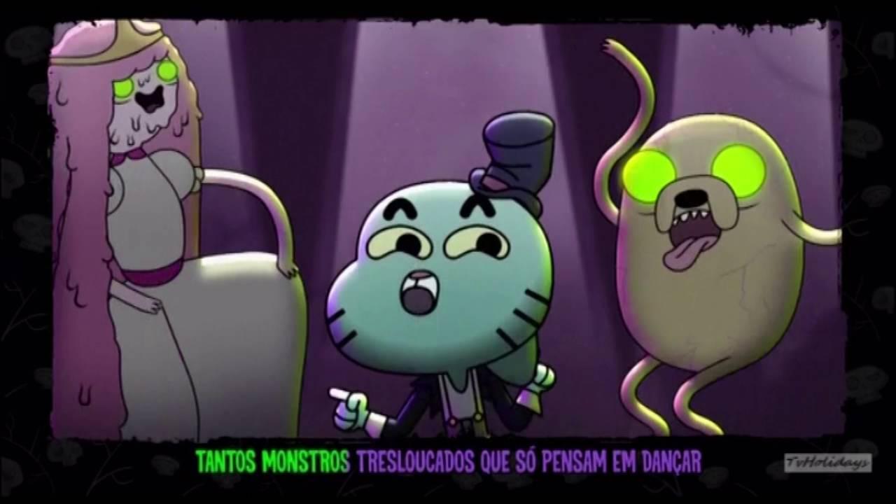 Cartoon Network Portugal Halloween Advert 2016 - YouTube