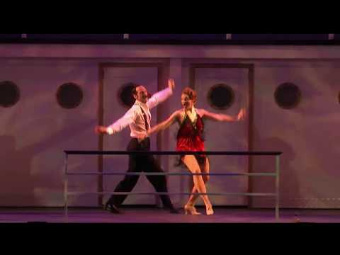 """""""Anything Goes"""" highlights 2018 - Music Theater Works"""