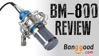 kondenzatorski mikrofon bm 800 review