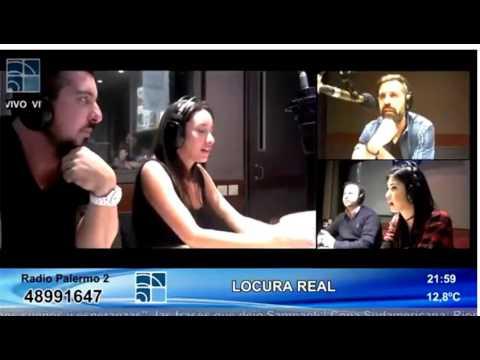 Belen Etchart en Locura Real - Radio Palermo 01/06/17